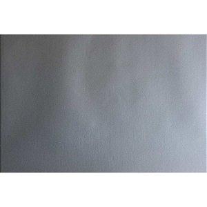 Contact Liso 45cmx10m Metalizado Prata Plastcover