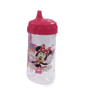 Copo Treinamento Minnie Baby C/Valvula Red.Ping Babygo