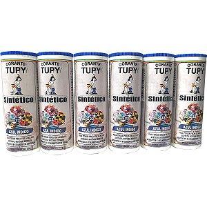 Corante Em Pó Azul Indigo Tupy Sintetico Corantes Tupy