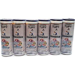 Corante Em Pó Azul Marinho Tupy Sintetico Corantes Tupy
