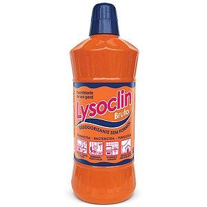 Desinfetante Lysoclin Bruto Liquido 1l Nobel Do Brasil