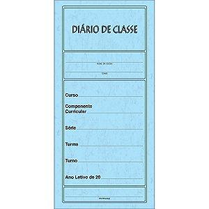 Diário De Classe Mensal 14fls Tilibra