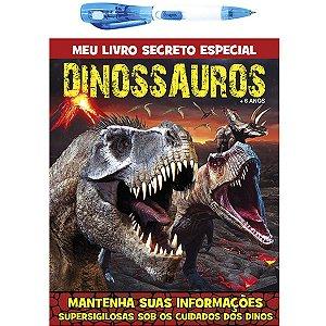 Diário Dinossauro 68pags. Ciranda