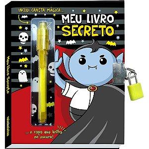 Diário Secreto Vampiro Brilha 96pg Vale Das Letras