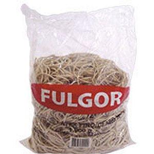Elástico Amarelo Latex N.18 Pct/ 1 Kilo Fulgor