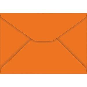 Envelope Carta Colorido 114x162mm Laranja 85g Foroni