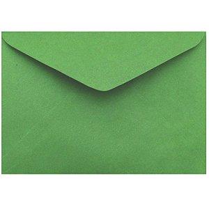 Envelope Carta Colorido Verde 80g 114x162mm Romitec