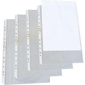 Envelope Plástico A4 11furos 0,8mm Acp