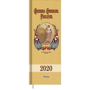 AGENDA FORONI 2021 PAULISTA 192FLS. FORONI