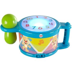 FISHER-PRICE APR. BR. TAMBOR MATTEL