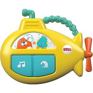 FISHER-PRICE SUBMARINO MUSICAL MATTEL
