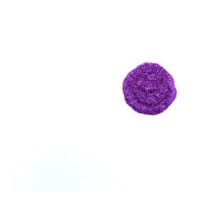 Glitter Pvc Glitter Lilas Party 15G Big Festa