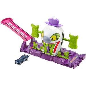 Hot Wheels Pista E Acessorio Batman Pista De Viloes Mattel