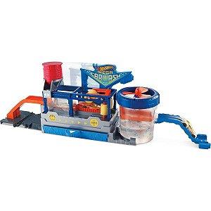 Hot Wheels Pista E Acessorio Lava Rapido Mattel