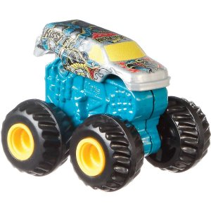 Hot Wheels Monster Trucks Minis Sort Mattel