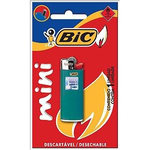 Isqueiro Descartavel Bic Mini A Gas Cx.c/50Blisters Bic