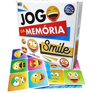 Jogo Da Memoria Smile Pais E Filhos