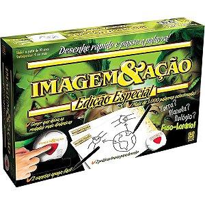 Jogo De Tabuleiro Imagem & Acao Ed.especial Grow
