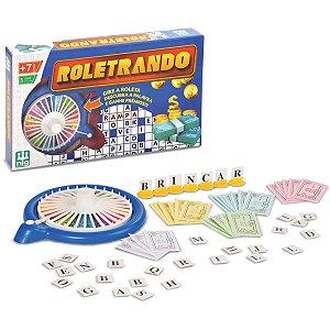 Jogo Diverso Roletrando Brinquedos Nig