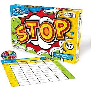 Jogo Diverso Stop Pais E Filhos