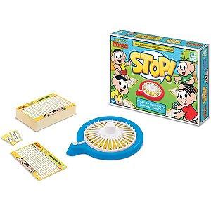 Jogo Diverso T. Da Monica Stop Brinquedos Nig