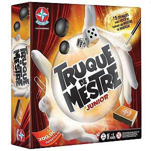 Jogo Diverso Truque De Mestre Junior Estrela