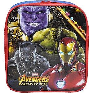 Lancheira Termica Avengers E.c Xeryus