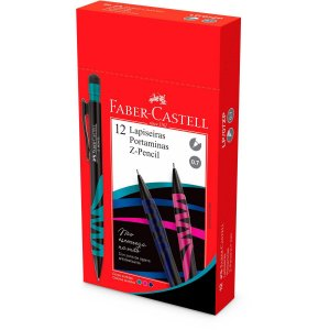 Lapiseira 0.7Mm Z-Pencil Mix Faber-Castell