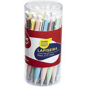 Lapiseira 2.0Mm Neo Tons Pastel Sortidas Molin
