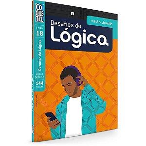 Livro Coquetel Desafios De Logica Ediouro