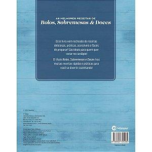Livro De Receita Bolos E Sobremesas 32Pgs Culturama