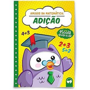 Livro Ensino Amigos Da Matematica Adicao 48 Vale Das Letras