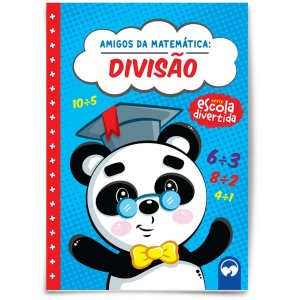 Livro Ensino Amigos Da Matematica Divisao Vale Das Letras