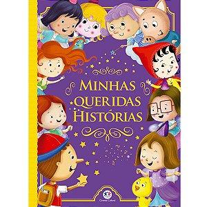 Livro Infantil Ilustrado Minhas Queridas Historias Ciranda