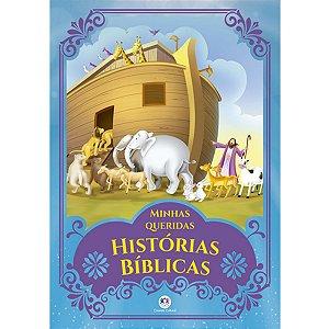Livro Infantil Ilustrado Minhas Queridas Historias Bibl Ciranda