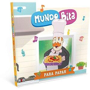 Livro Infantil Ilustrado Mundo Bita Para Papar Ediouro