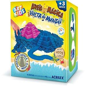 Massa Areia Piramide Asteca 400G Acrilex