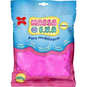 Massa De Eva 250G Rosa Make+
