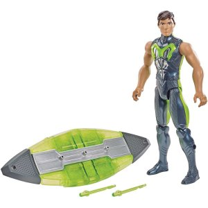 Max Steel Max Lancador Aquatico Mattel