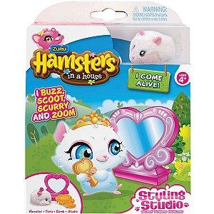 Miniatura Colecionavel Hamsters C/acessorios Sortidos Candide