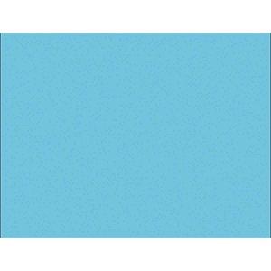 Papel Cartolina Azul Escolar 50X66Cm 150G. Trident