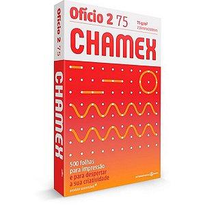 Papel Sulfite Oficio 2 Chamex 75G 500 Folhas International Paper