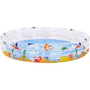 Piscina 400L Ocean Fun Ring Pool Jilong