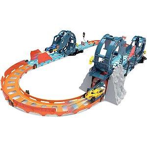 Pista Turbo Looping Triplo Braskit