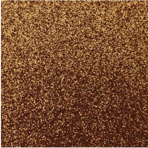 Placa Em Eva Com Gliter 60X40Cm Marrom 2Mm Make+