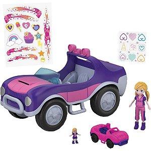 Polly Veiculo Secreto Da Polly Mattel