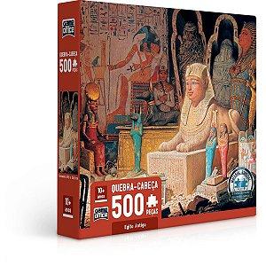Quebra-Cabeca Cartonado Egito Antigo 500Pcs Toyster