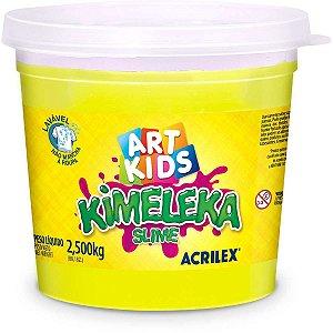 Slime Kimeleka Slime Am.limao 2,5 Kg Acrilex