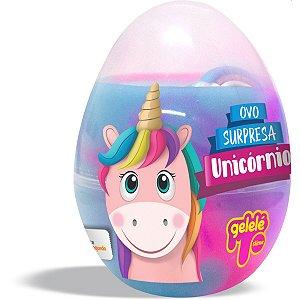 Slime Ovo Surpresa Unicornio Doce Brinquedo