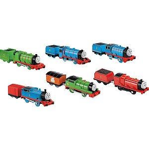 Thomas And Friends Trens Motorizados Sortidos Mattel